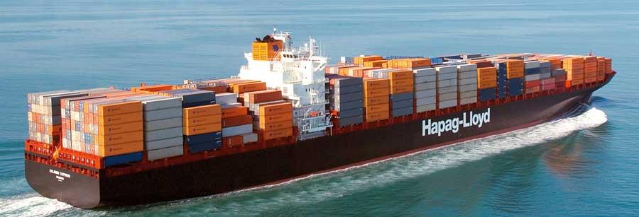 Servicio grupal de env o de contenedores a cualquier parte del mundo - Contenedores de barco ...